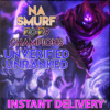 Handleveled 20 - 29 Champions, 1 - 15 Skins, Up to 10 000 BE